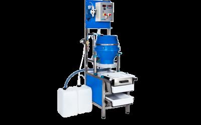AVAtec centrifugaalfinisher
